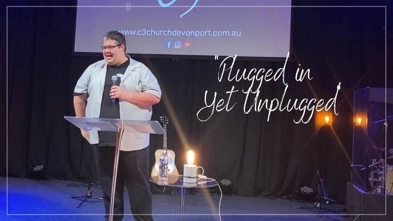 Plugged in Yet Unplugged