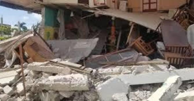 Help needed for Haiti image