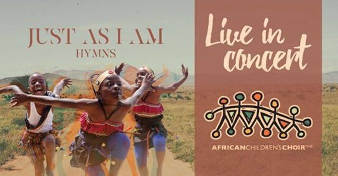 African Children's Choir In Concert
