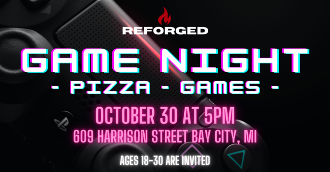 Young Adults- Game Night