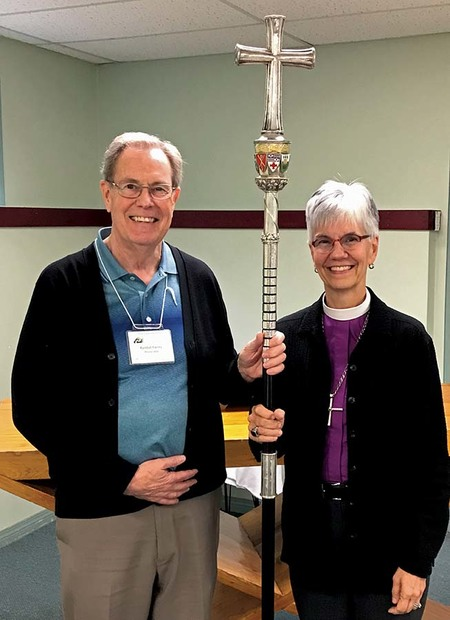 Reporter's Notebook:  Your Provincial Synod Play List
