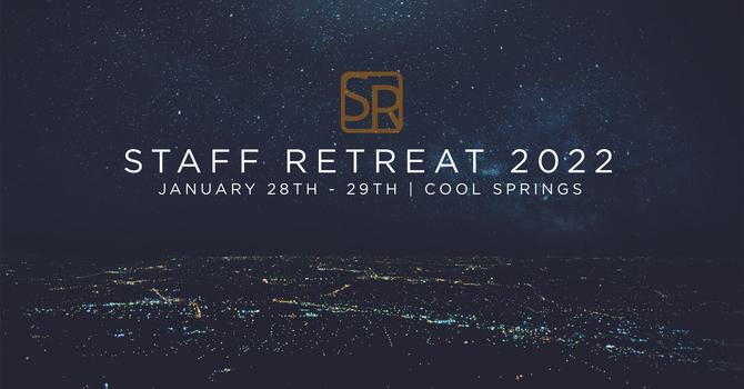 Staff Retreat 2022