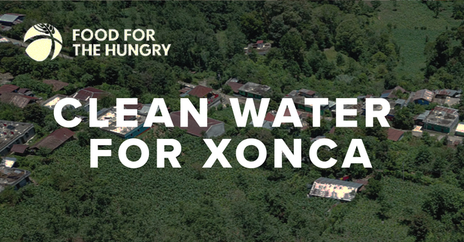 Clean Water for Xonca image