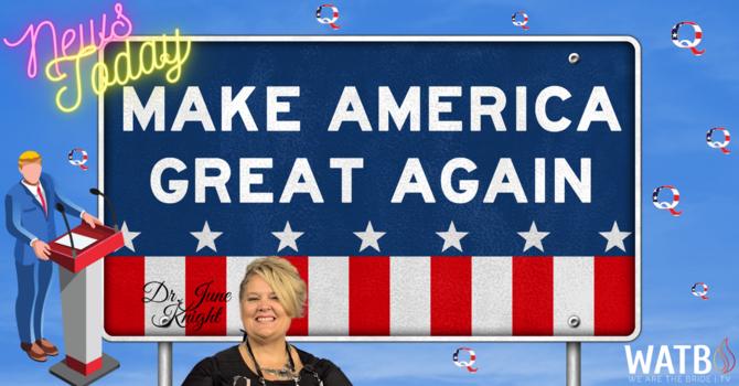 Trump Rally - Cullman AL image