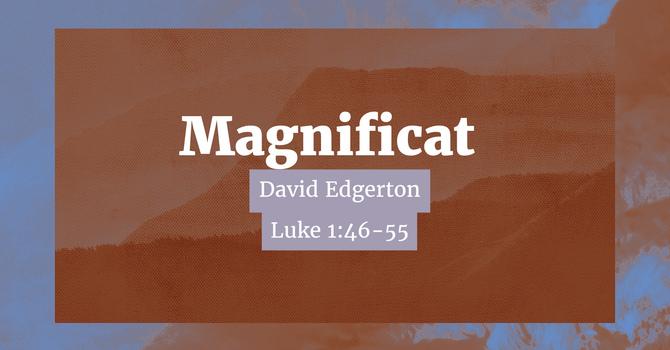 """Talk """"Magnificat"""" image"""