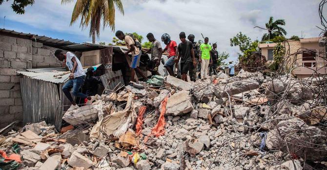 DONATE NOW | Haiti Needs Your Help!