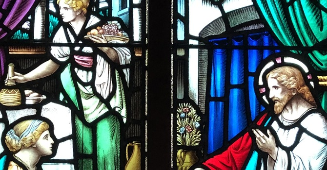 22 August 2021 Holy Eucharist 13th Sunday after Pentecost image