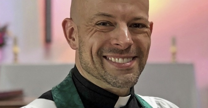 New Rector for St Philip's image
