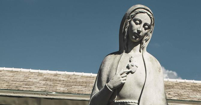 The Strength of Mary