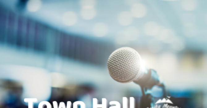 Town Hall Gathering ~ Preparing for Low Risk In Person Worship, for this Fall image