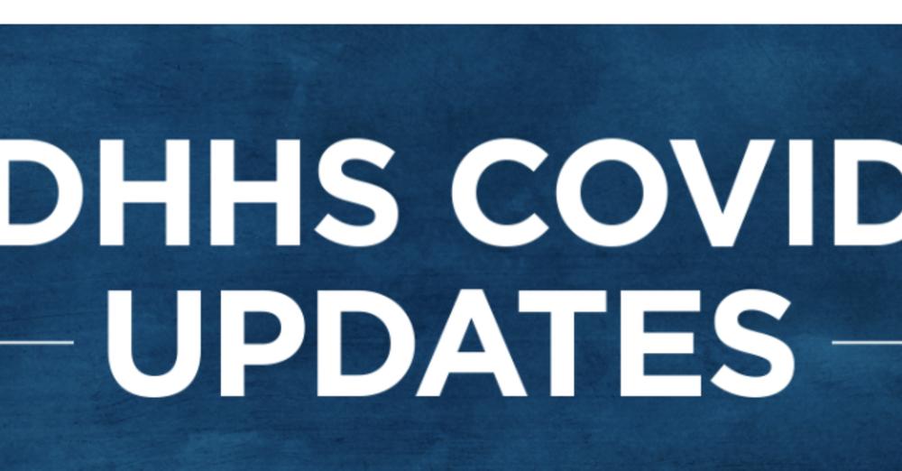 NCDHHS COVID-19: Updates 8/23/2021