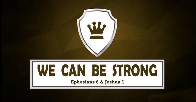 We Can Be Strong