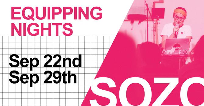 Equipping Nights - SOZO