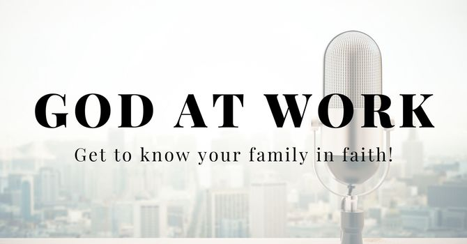 God at Work interview