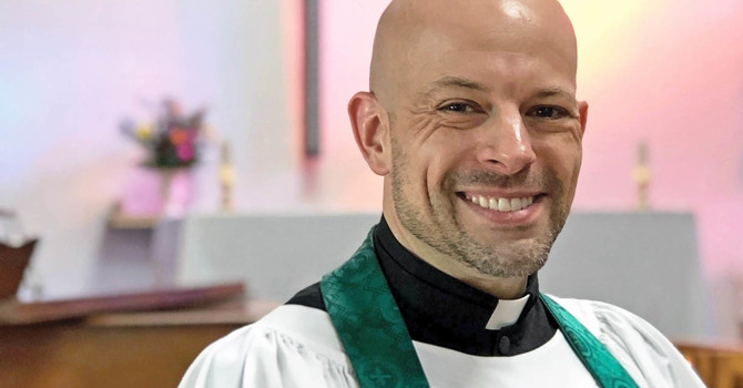 A New Rector for St. Philip's, Dunbar image