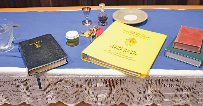 Celebration of New Ministry - Agassiz