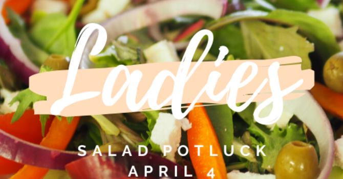 Ladies Salad Potluck