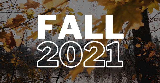 Fall Sunday Gatherings image