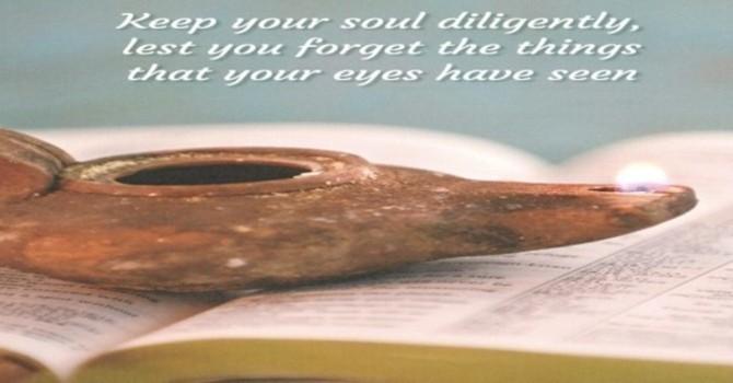 Worship Service Bulletin - 14th Sunday After Pentecost image