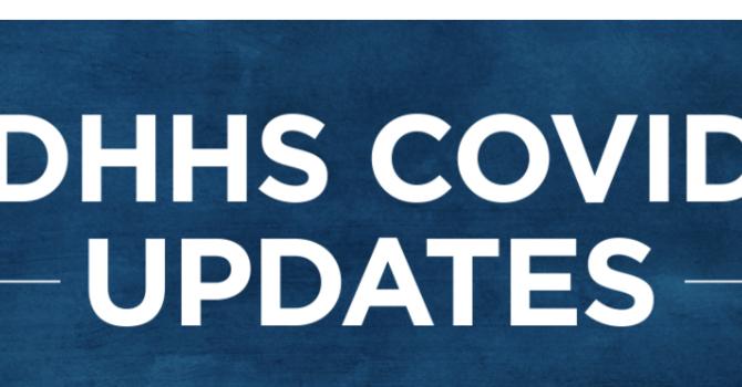 NCDHHS COVID-19: Updates 8/23/2021 image
