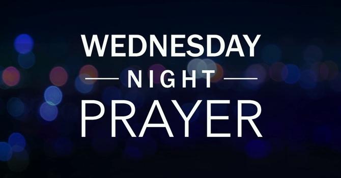Wednesday Night Prayer Hour