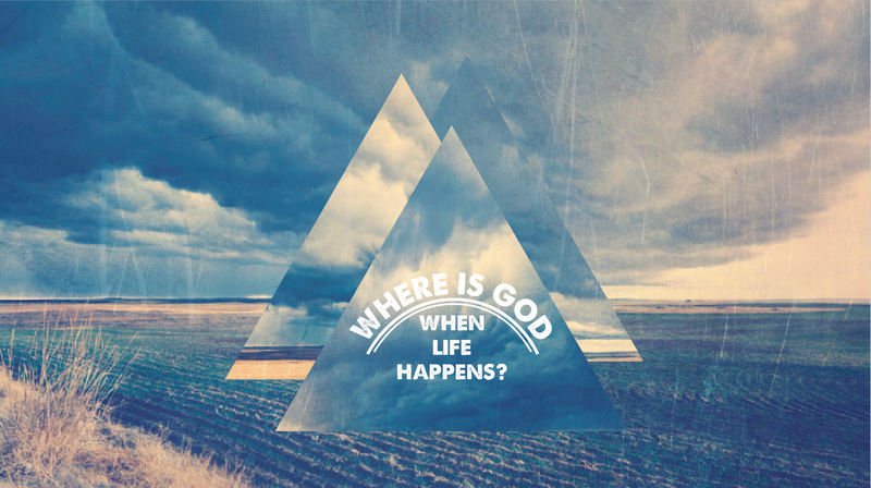 Where is God When Life Happens? : Leanne