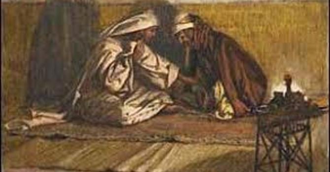 John's Message & It's Authority - Live Sunday Service  1 John 1:1-4