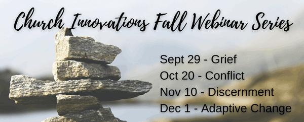 Fall 2021 Webinar Series