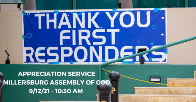 First Responder Appreciation Day image