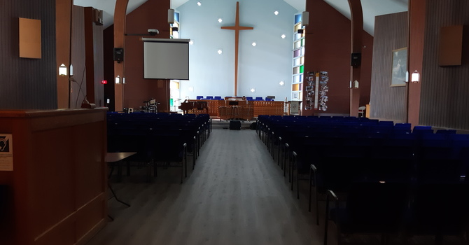 Reopening to In-Person Worship image