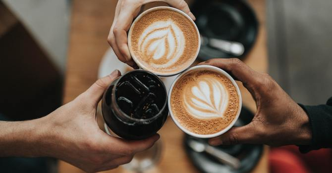 Online Mens Coffee Catch-up
