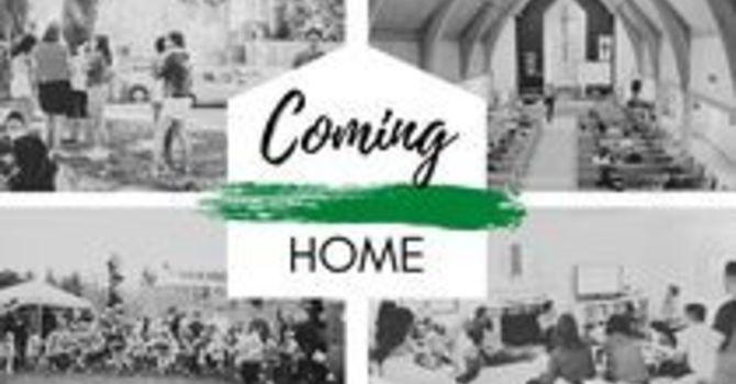 Coming Home Vision Campaign Update!