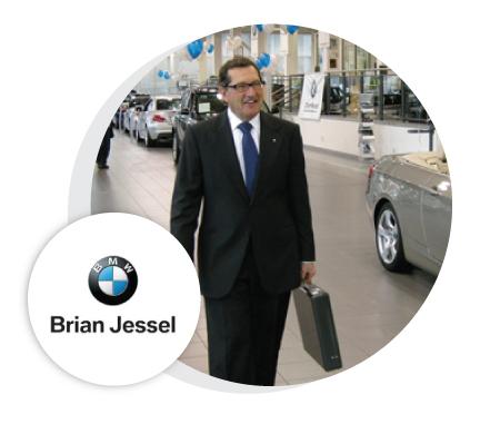 Brian Jessel, Brian Jessel BMW