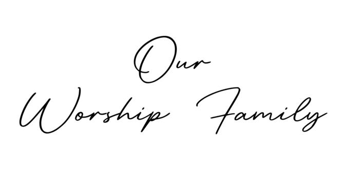 Worship & Creative Arts Ministry