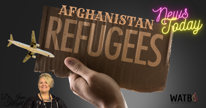 """Afghanistan Refugees, """"V"""", & More image"""
