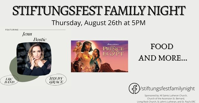 Stiftungsfest Family Night image