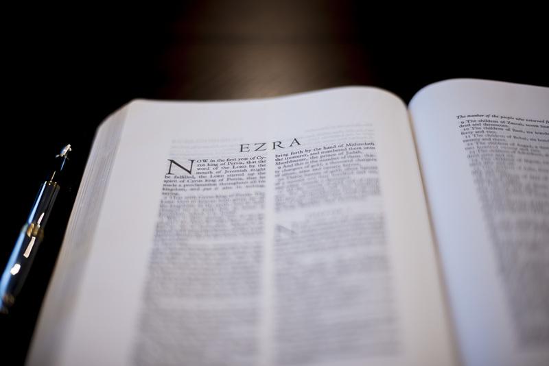 Ezra 5 - Part 1