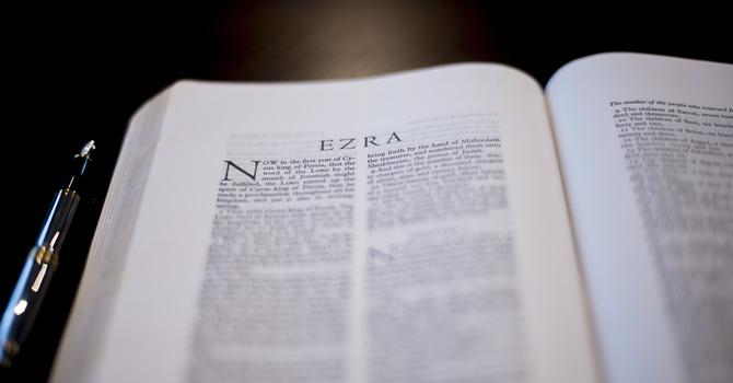 Ezra 3 - Part 1
