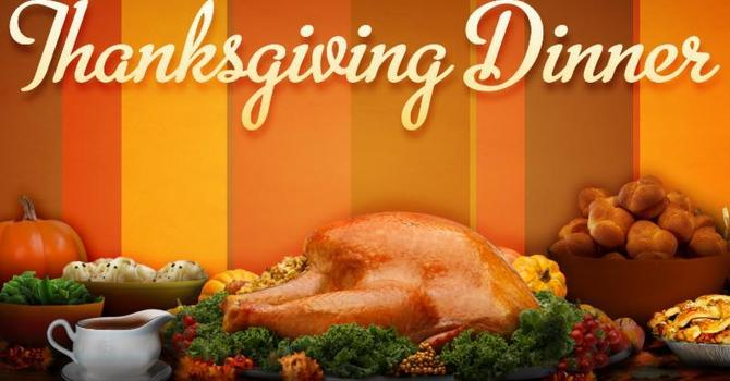 Thanksgiving Dinner with Celebrate Recovery