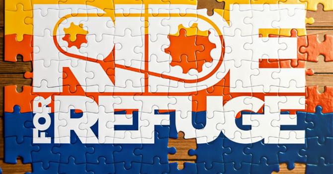 Ride for Refuge Returns for Fall of 2021 image