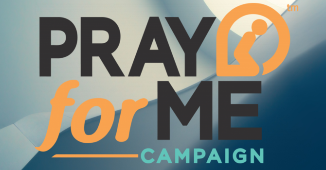 Pray for Me Campaign image