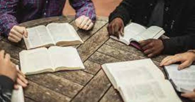 Alliance Men's Bible Study