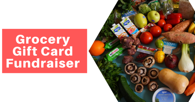 Grocery Card Fundraiser