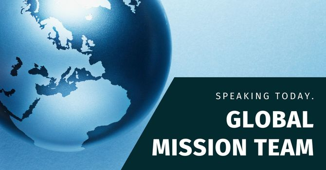 Global Missions - Asia