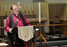 Bishop mark macdonald rule of thirds