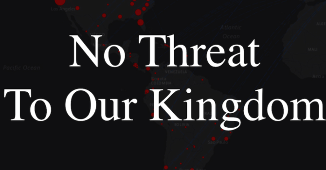 No Threat - Audio