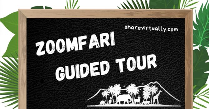 ZOOmfari Guided Tour image