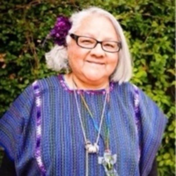 In Memory of Rev. Enedina Vasquez