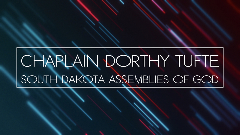 Lessons From Naamon - Chaplain Dorthy Tufte - South Dakota Assemblies Of God