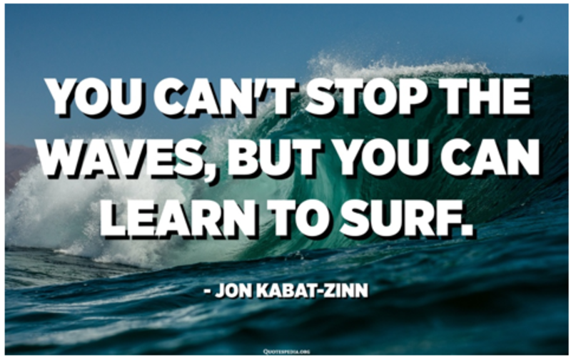 Learning To Surf The Fourth Wave (S,Z)
